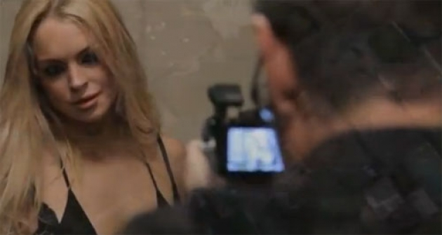 Rem: Lindsay Lohan nell'ultimo video